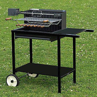 Table gf 95 barbecue gf 88 reignoux cr ations for Table exterieur super u